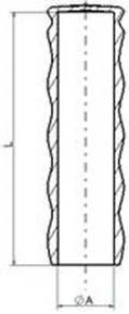 Wellengriff Zeichnung